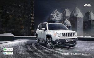 Scopri Jeep Renegade